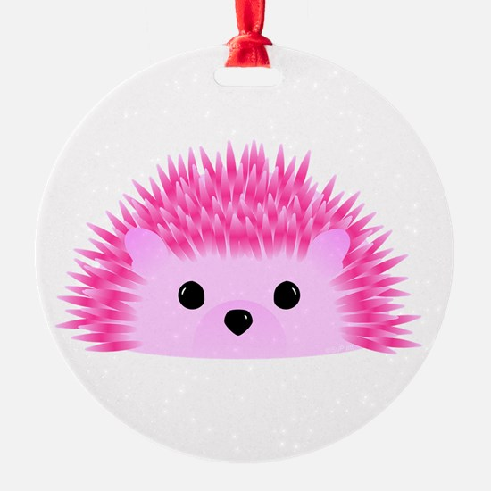 Hedgy the Hedgehog Ornament