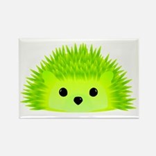 Vedgy the Hedgehog Rectangle Magnet