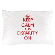 Disparity Pillow Case