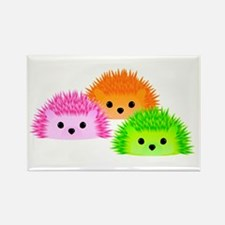 Hedgy, Vedgy, and Sedgwick Rectangle Magnet