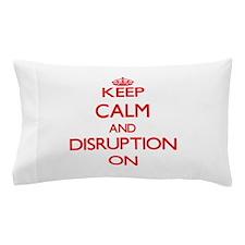 Disruption Pillow Case