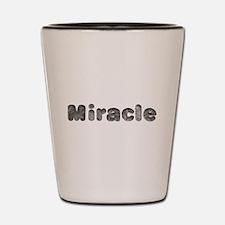 Miracle Wolf Shot Glass