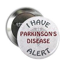 """PARKINSON'S DISEASE 2.25"""" Button (10 pack)"""