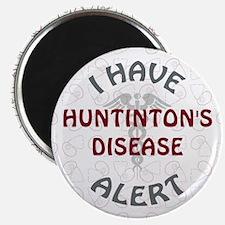 HUNTINGTON'S DISEASE Magnet