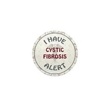 CYSTIC FIBROSIS Mini Button