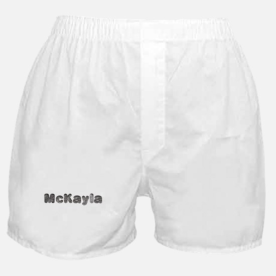 McKayla Wolf Boxer Shorts