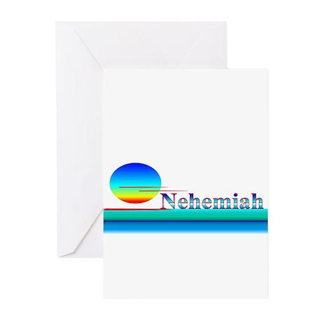 Nehemiah Greeting Cards (Pk of 10)