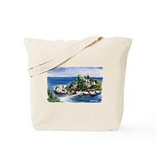 Sicily Isola Bella Tote Bag