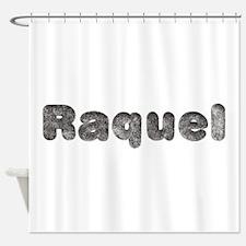 Raquel Wolf Shower Curtain