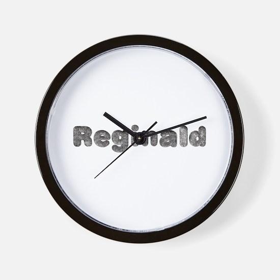 Reginald Wolf Wall Clock