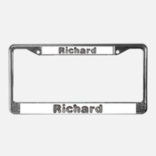 Richard Wolf License Plate Frame