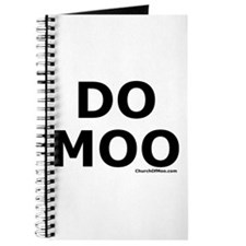 Do Moo Journal