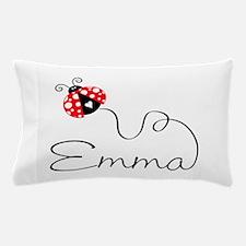 Ladybug Emma Pillow Case