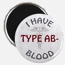 TYPE AB- Magnet