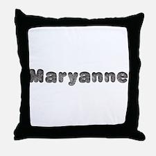 Maryanne Wolf Throw Pillow
