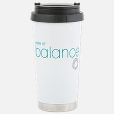 State of Balance Stainless Steel Travel Mug
