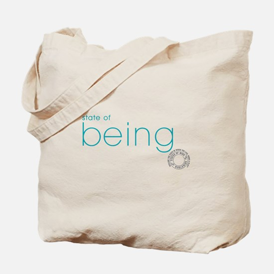 State of Being Tote Bag