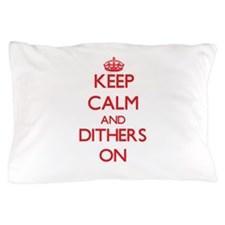 Dithers Pillow Case