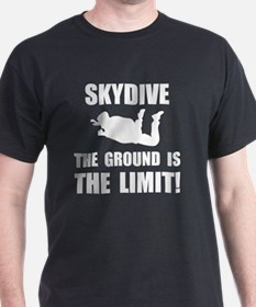 Skydive Ground Limit T-Shirt
