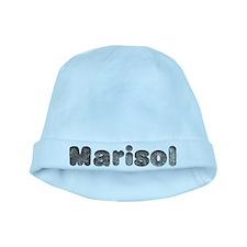 Marisol Wolf baby hat