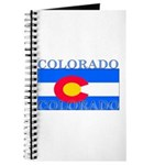 Colorado State Flag Journal