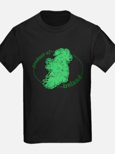 """Product of Ireland"" T"