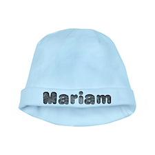 Mariam Wolf baby hat