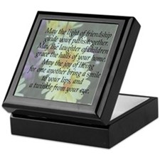 Light of Friendship Keepsake Box