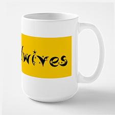 I heart Midwives Mug