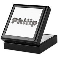 Philip Wolf Keepsake Box