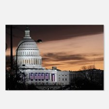United States Capitol Bui Postcards (Package of 8)