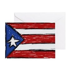 Funny Boricua Greeting Card