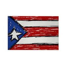Cute Puerto rico, ortiz Rectangle Magnet