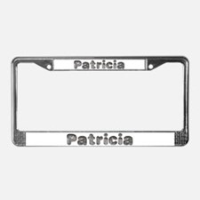 Patricia Wolf License Plate Frame