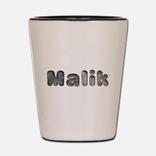 Malik Wolf Shot Glass