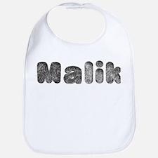 Malik Wolf Bib