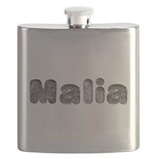 Malia Wolf Flask