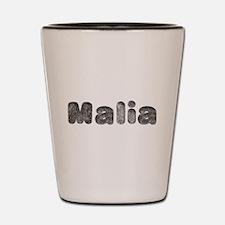 Malia Wolf Shot Glass