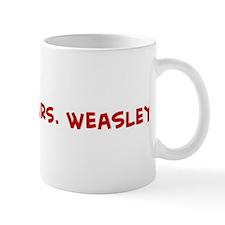 The Future Mrs. Weasley Mug