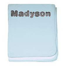 Madyson Wolf baby blanket