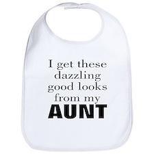 aunt baby Bib