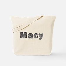 Macy Wolf Tote Bag