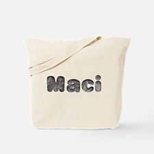 Maci Wolf Tote Bag