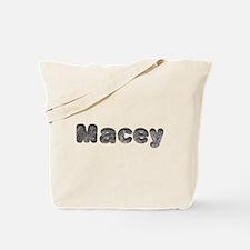 Macey Wolf Tote Bag
