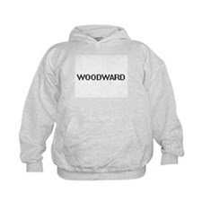 Woodward digital retro design Hoodie