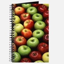 Various Types of Apples Journal