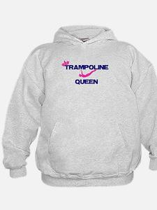 Trampoline Queen Hoodie