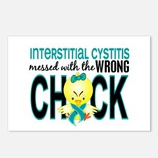 Interstitial Cystitis Mes Postcards (Package of 8)