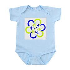 Ali Flower 1 Infant Bodysuit