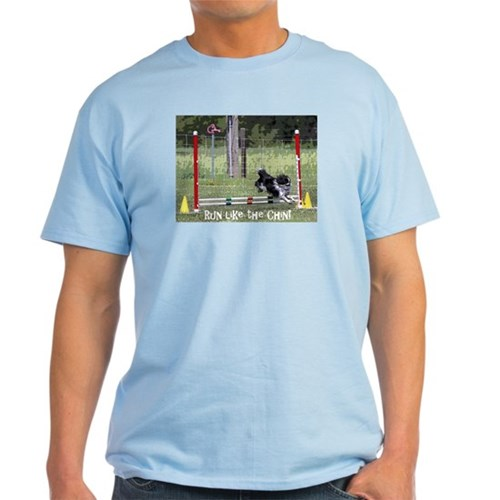 Run like the Chin T-Shirt